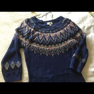 Maison Jules sweater dress — worn once!